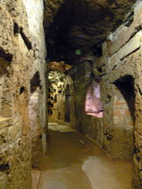 rome-catacombs