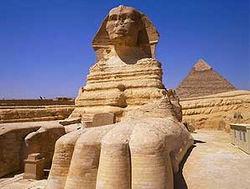 sphinx-mystery